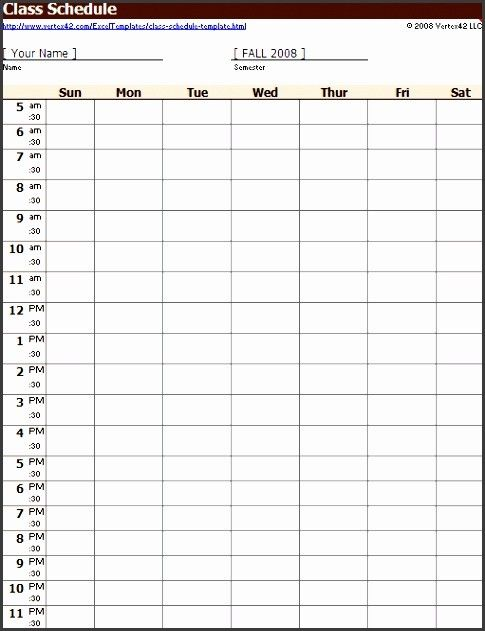 Schedule Maker Docs The Modern Rules Of Schedule Maker Docs In 2020 Class Schedule Template Schedule Maker Schedule Templates