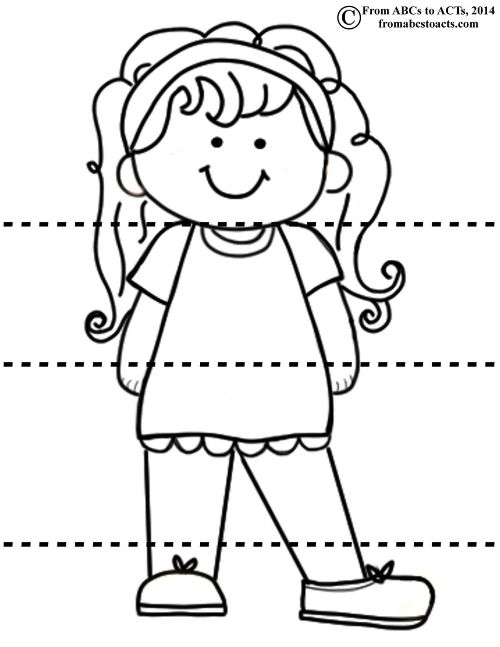 coloring pages knees - photo#28