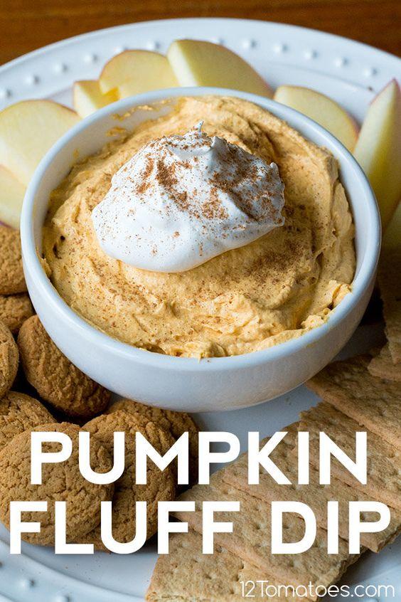Keto Pumpkin Fluff