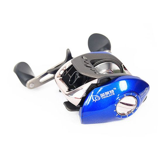 Right Hand 10 1BB Baitcasting Fishing Casting Reels