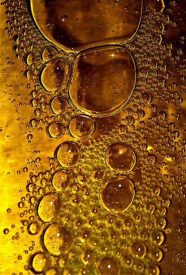 Liquid gold by Stacey Pritchard: