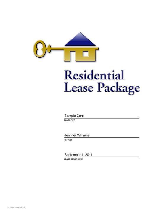 Sample rental lease agreement ez landlord forms future pinterest for Ezlandlord com