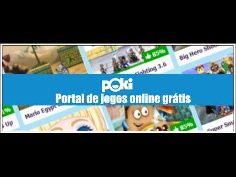 Poki o portal de jogos online - Blog do Cusco