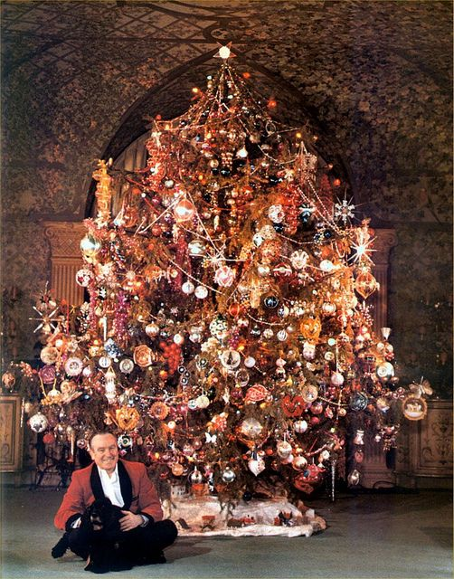 *HAROLD LLOYD's CHRISTMAS TREE