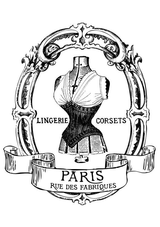 Paris Typography Graphics