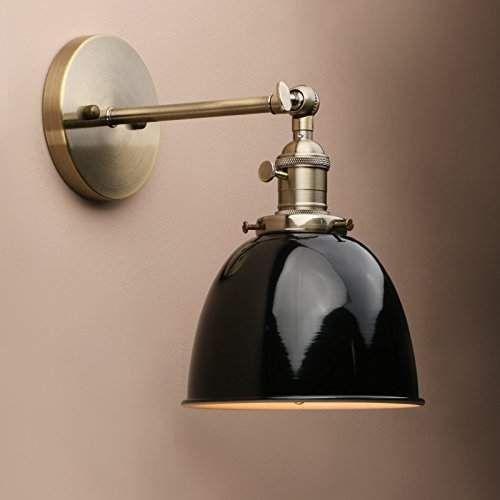 Retro mur Luminaire Réglable Salon Chambre Projecteur Lampe Industrial