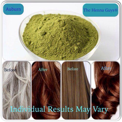 auburn henna hair color dye 100 grams the henna guys the henna guys - Henn Color Auburn