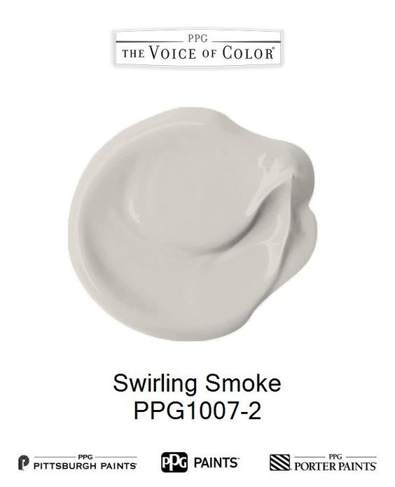 Swirling Smoke is a part of the Oranges collection by PPG Voice of Color®. Browse this paint color and more collections for more paint color inspiration. Get this paint color tinted in PPG PITTSBURGH PAINTS®, PPG PORTER PAINTS® & or PPG PAINTS™ products.