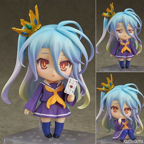 HOT Nendoroid 652 No Game No Life Sora Action Figure Good Smile