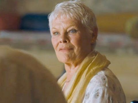 The Best Exotic Marigold Hotel Trailer Official [HD]