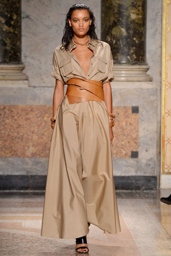 Right Off the Runway: Spring Trends from Milan Fashion Week