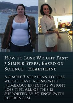 small simple steps to lose weight