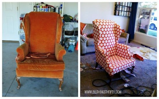 Retapisser un fauteuil