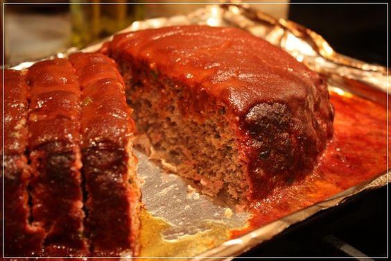 Smoked meatloaf- I've made Alton Brown's smoked meatloaf before and it was amazing!