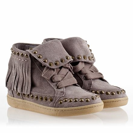 Ash  Katmandou Kids Fringe Sneaker