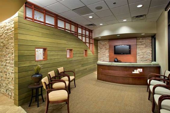 Office space decor corporate offices and building designs - Dental office interior design ideas ...