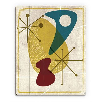 Click Wall Art Party Hall Graphic Art on Plaque Size: