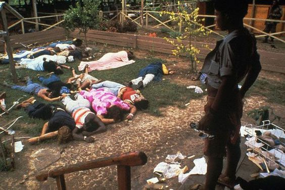 Jonestown, Guyana Mass Suicide - Google Search