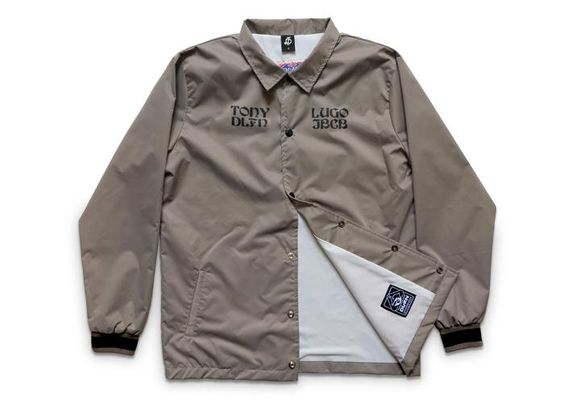 The Dream-Catcher Jacket x Lugosis - Tony Delfino