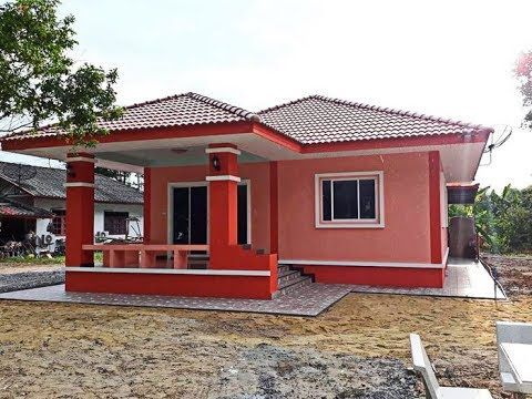 A Three Bedroom House Is Considered Perfect For A Small To A Mid Sized Family You Will Hav Small House Design Philippines Small Bungalow Bungalow House Design