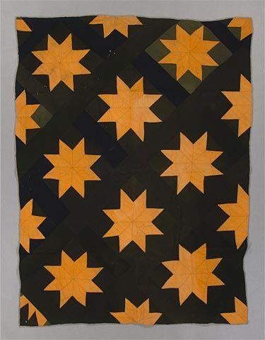 Lemoyne Star quilt - Department of Human Ecology - University of Alberta