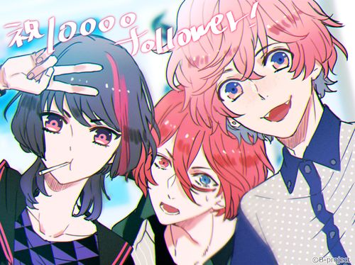 B-Project Kodou * #Anime