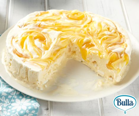 Cake Ice Cream Meringue : Lemon Meringue Ice Cream Cake Food Ideas Pinterest ...