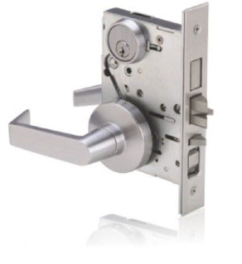 Pdq Mr141sf Mortise Lockset Storeroom Function With Deadbolt Commercial Door Hardware Deadbolt Commercial Door Locks