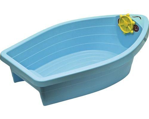 Sandkasten Boot Kunststoff 130x74x43 Cm Blau Jetzt In 2020 Kids