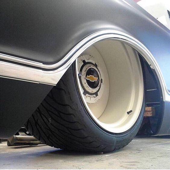 Detroit Steel Wheels Tucked Truck Pinterest Wheels