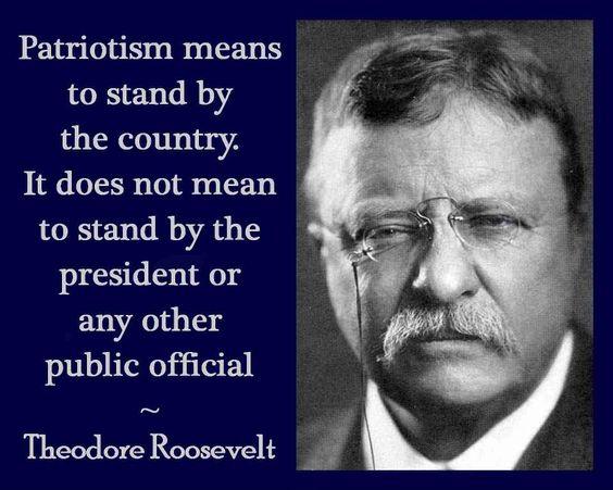 Does patriotism still matter essay
