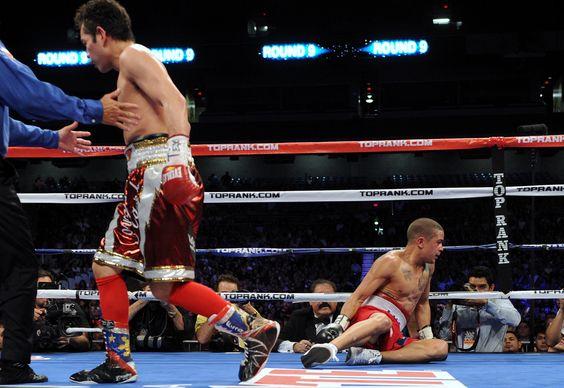 Donaire vs Vazquez Jr