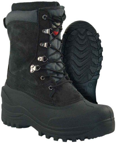 black winter boots winter boots and mens snow boots on