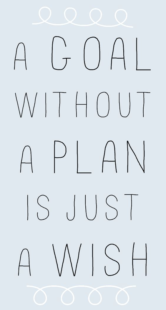 quote wish-plan-goal