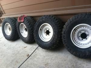 Wouldnt mind pickuing these tires up!