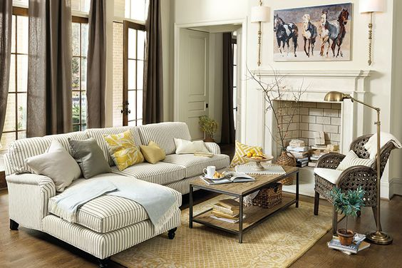 How To Match A Coffee Table To Your Sectional How To Decorate Sectional Coffee Table Rugs In Living Room Sectional Living Room Layout