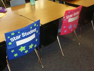 STAR Student Chair Covers