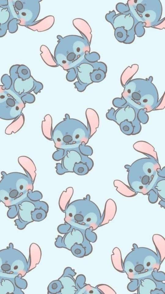 Pin By Martha Judkins On Lilo And Stitch Cute Cartoon Wallpapers