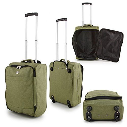 Fl002 A Gn Bagage Cabine Green Vert Fl002 A Gn Bagage