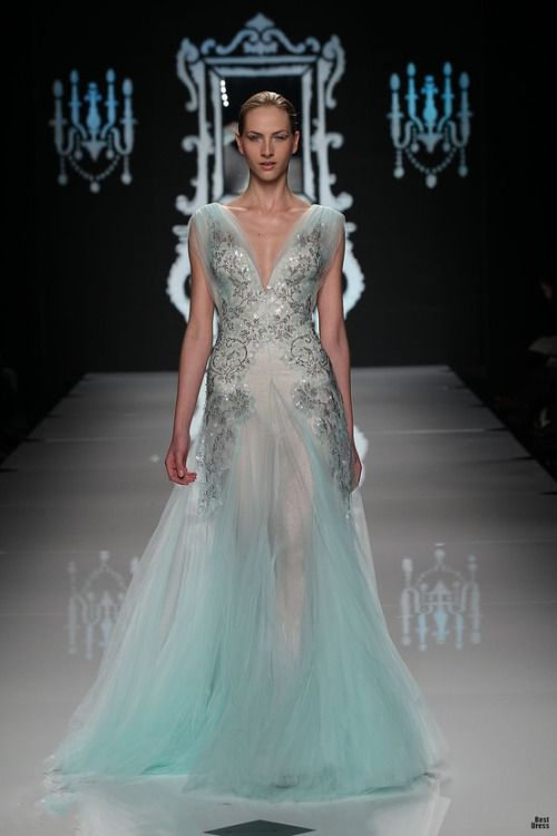 Gown Margaery would wear, Abed Mahfouz