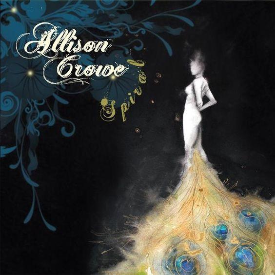 Allison Crowe - Spiral, Blue