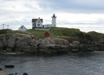 Nubble Light, in Cape Neddick, Maine