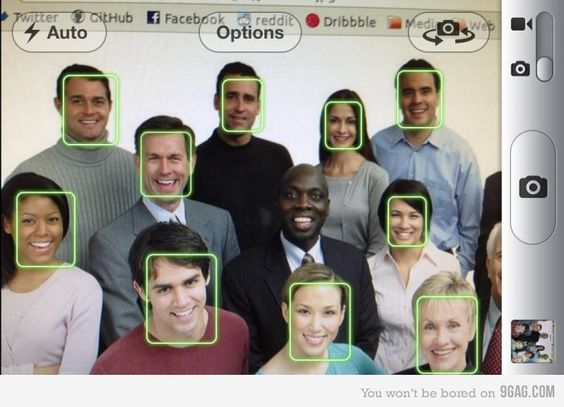 Racist face detection in iOS 5.1 ?