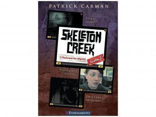 O Fantasma Na Máquina (Skeleton Creek - Vol. 2) - Fundamento com as melhores condições você encontra no Magazine Lojaprincipal. Confira!