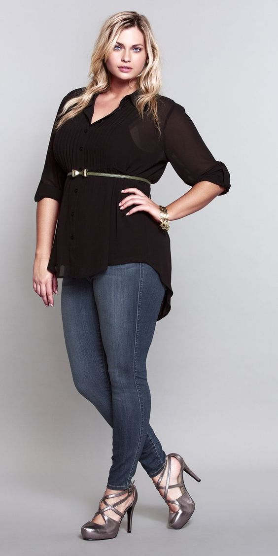 gorgeous nice plus size outfits