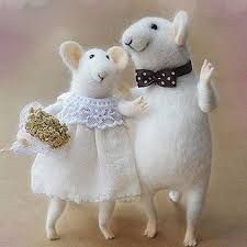Image result for patterns for needlefelted cake toppers