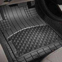 Los cobertores All- Vehicle Mats de Weathertech son la versión mejorada de los pisos de goma universales. Se probaron diseños para cada marca y modelo de los vehículos más vendidos a fin de determinar el tamaño y proporciones que permitan un calce verdaderamente personalizado.