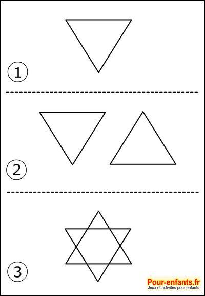 Dessiner une toile dessin toile dessiner etoile dessins etoiles ecole pinterest triangles - Mettre une couette facilement ...
