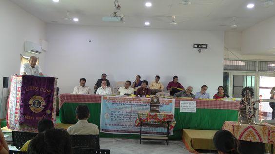 Inter college sanskrit 'shlok gan 'competition 29-08-2013