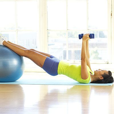 Drop an Entire Dress Size With This Speedy Strength Workout